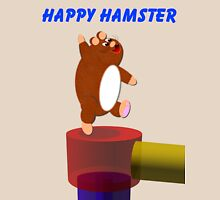 Happy Hamster Unisex T-Shirt