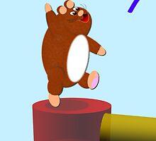 Happy Hamster's Birthday by EddyG