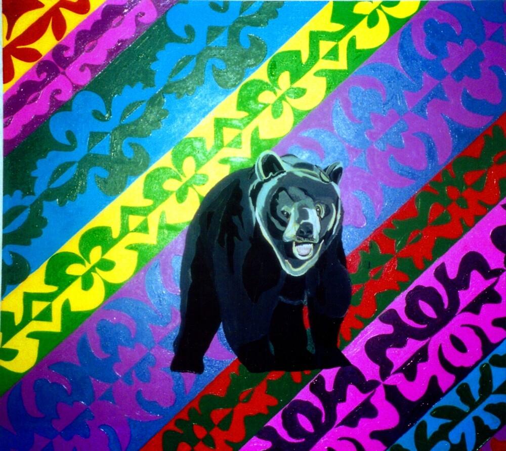 Menominee Bear Clan by Jamie Winter-Schira