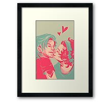 TOO SWEET I MIGHT GET CAVITIES Framed Print