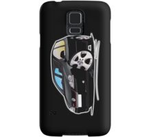 VW Golf GTi (Mk5) Black Samsung Galaxy Case/Skin