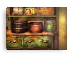Chef - Kitchen - Food - The cake chest Metal Print