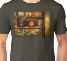 Chef - Kitchen - Food - The cake chest Unisex T-Shirt