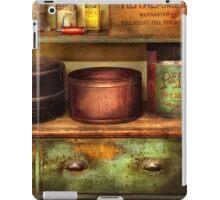 Chef - Kitchen - Food - The cake chest iPad Case/Skin