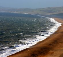 Chesil Beach  by christhepostman