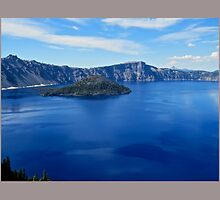Crater Lake by gcampbell