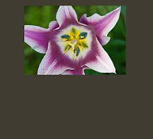 violet tulip close-up Unisex T-Shirt