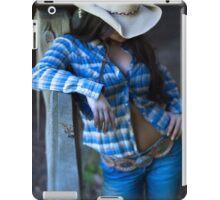 Wrangler iPad Case/Skin