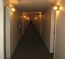 Never Ending Hallway by Glenn Esau