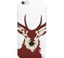 One Nutty Stag Night iPhone Case/Skin