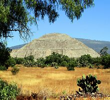 Pyramid of the Sun by Daniel J. McCauley IV