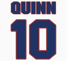 National Hockey player Dan Quinn jersey 10 by imsport