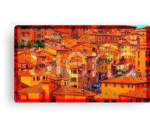 Siena Canvas Print