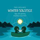 Winter Solstice by Hylke Bons