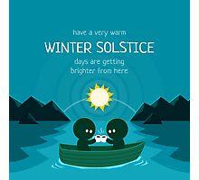 Winter Solstice Photographic Print