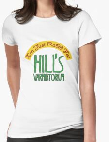 Hills Varmintorium Womens Fitted T-Shirt