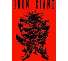 Iron Giant Final Fantasy Photographic Print