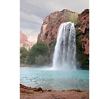 Havasu Waterfall Photographic Print