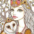 Sisterhood of the white owl by tanyabond