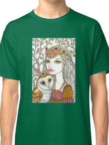 Sisterhood of the white owl Classic T-Shirt