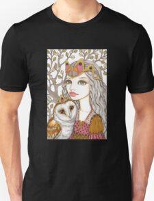 Sisterhood of the white owl T-Shirt