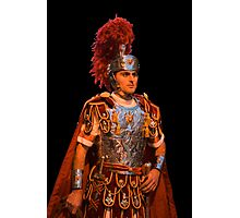 The roman soldier Photographic Print