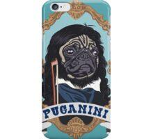 Puganini iPhone Case/Skin