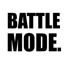 Battle Mode by TheBestStore