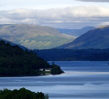 Loch Awe by WatscapePhoto