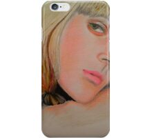 Blonde Bombshell iPhone Case/Skin