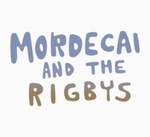 mordecai and the rigbys by thesect