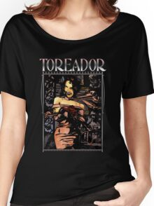 Masquerade Clan: Toreador Revised Women's Relaxed Fit T-Shirt