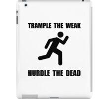 Trample Hurdle iPad Case/Skin
