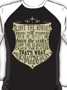 Blunt the Knives T-Shirt