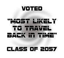 Voted Time Travel by TheBestStore