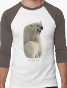 Polar Love - T-Shirt Men's Baseball ¾ T-Shirt