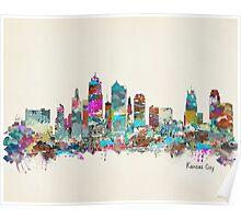 Kansas city Missouri Poster