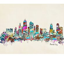 Kansas city Missouri Photographic Print