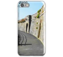 South West England Calendar iPhone Case/Skin