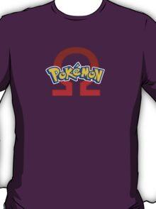 Pokemon Omega Ruby T-Shirt