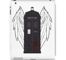 SuperWhoLock Tardis iPad Case/Skin