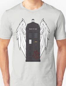 SuperWhoLock Tardis T-Shirt