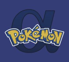 Pokemon Alpha Sapphire  T-Shirt