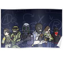 The Global Offensive-ers Poster