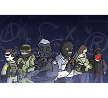 The Global Offensive-ers Photographic Print
