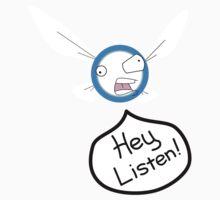 Hey Listen! Kids Tee