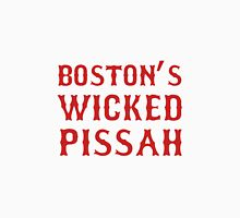 Boston Wicked Pissah Red Unisex T-Shirt