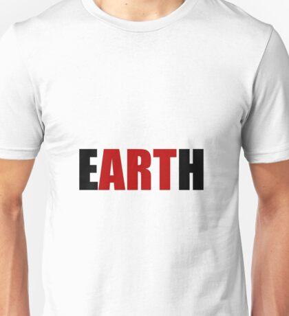 Earth Art Unisex T-Shirt