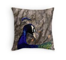 Star of the Plantation Throw Pillow