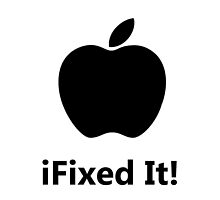 iFixed It Apple by TheBestStore